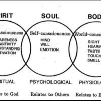 What is the Spirit, soul and body?