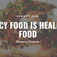Spicy food is healing food