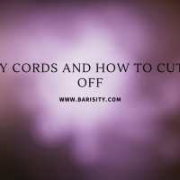 Energy cords and how to cut them off