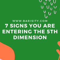 7 signs you are entering the 5th dimension